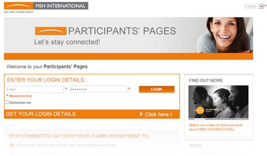 msh-website
